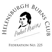 Helensburgh Burns Club logo